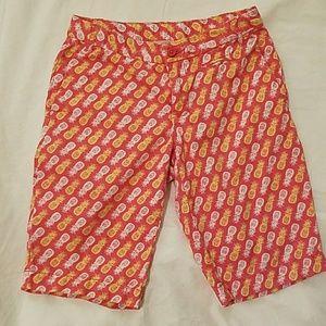Lands' End Girls Bermuda Shorts